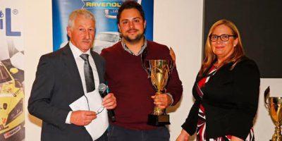 Florian Renauer Vizemeister in der F4-Trophy