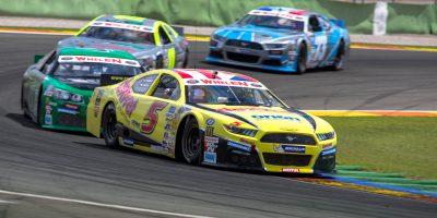EURO-NASCAR Saisonstart mit Rekordstarterfeld