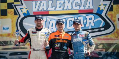 Toller Erfolg für Doubek in Valencia