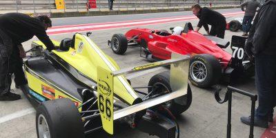 Formel 4, Formel 3 & NASCAR