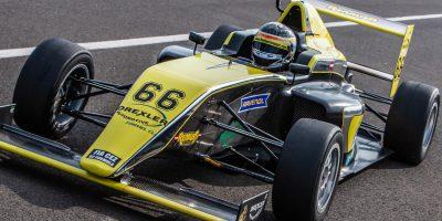 Formel 4: Gelungenes Formel-Debüt von Florian Renauer!