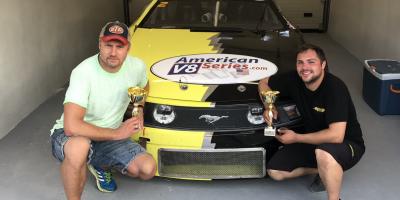 Euro NASCAR: Debüt von Thomas Mayr mit P2 in Rijeka!