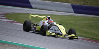 Test-Auftakt am Red-Bull-Ring