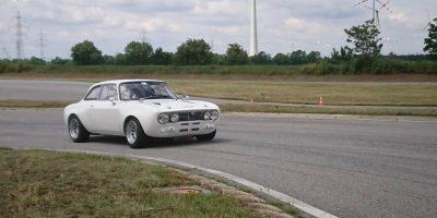Alfa Romeo GTAm Roll-Out