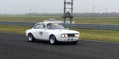 Alfa GTAm am Pannoniaring