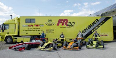 Vier gewinnt – Teampräsentation 2021