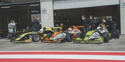 Erstes Qualifying und Rennen am Red Bull Ring – Formel Renault 2.0